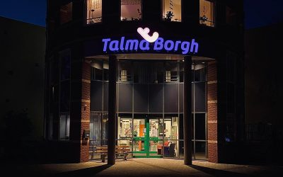 Talma Borgh nieuwe huisstijl