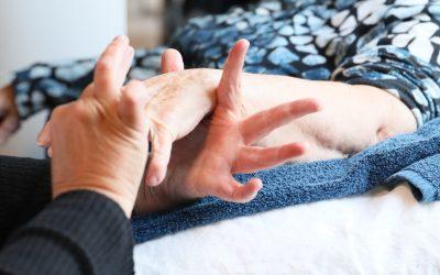 Handmassage krijgt een vervolg
